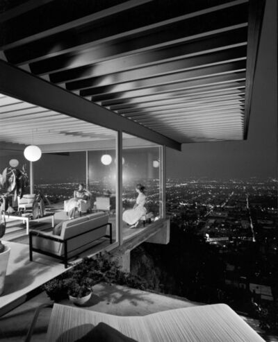 Julius Shulman, 'Case Study House #22 by Pierre Koenig, Los Angeles, CA', 1960