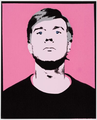 Paul Stephenson, 'Self Portrait - Acra Violet', 2020