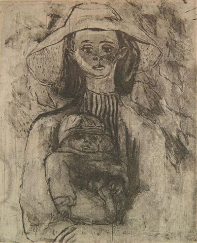 Will Barnet, 'August', 1940