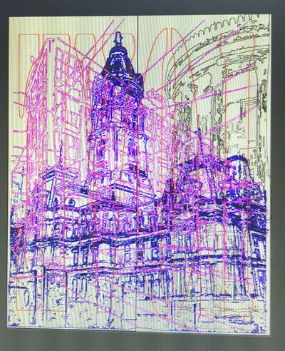 Maria Schneider, 'Invisible Cities: Philadelphia LOVE', 2018