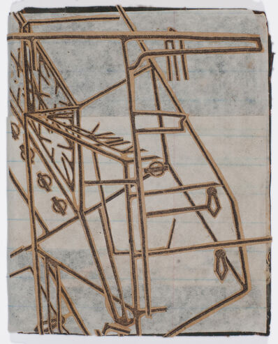 Lance Letscher, 'Simple Lines', 2016