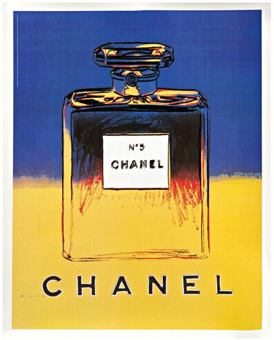 Andy Warhol, 'Chanel No. 5 (Yellow)', 1997
