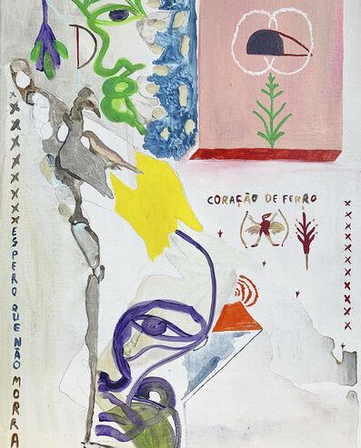 Samuel de Saboia, 'Coração de Ferro', 2019