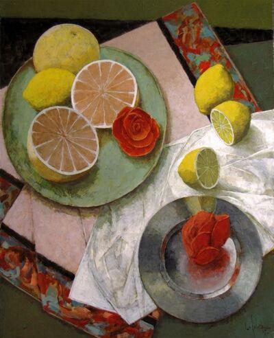 Pierre Lefebvre, 'Pamplemousses et citrons', 2017