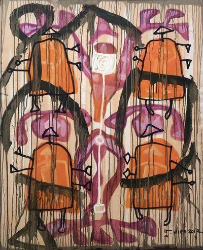 Le Trieu Dien, 'Back to East 6', 2012