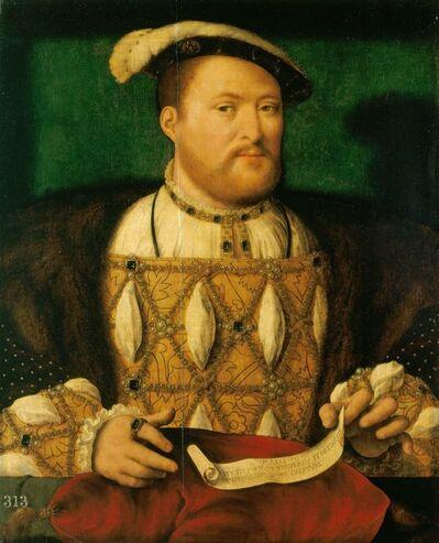 Joos van Cleve, 'Henry VIII (1491-1547)', ca. 1530-1535
