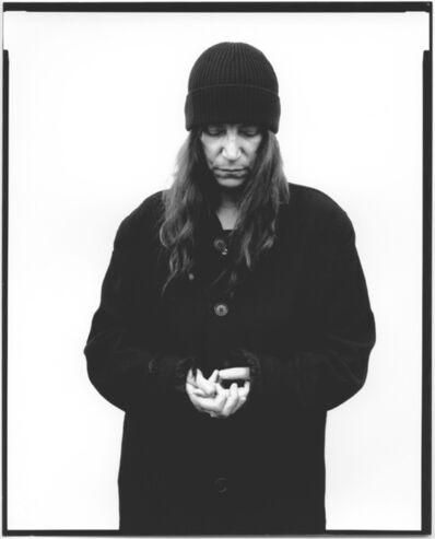 Oliver Abraham, 'Patti Smith, musician, poet', 2010