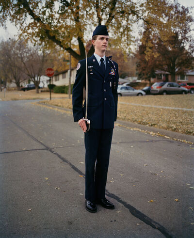 Gregory Halpern, 'Douglas, Army Junior Reserve Officer Training Corps, Bellevue', 2005-2018