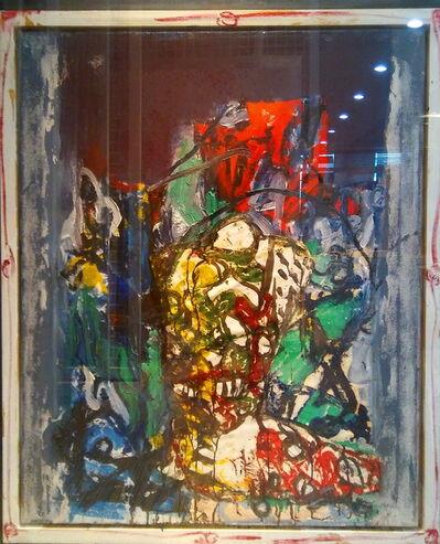 Markus Lüpertz, 'Untitled ', 2003