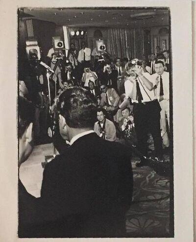 Fred W. McDarrah, 'Nixon Meets the Press, Republican Convention', 20th Century