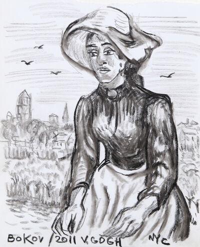 Konstantin Bokov, 'Van Gogh - Peasant Woman', 2011