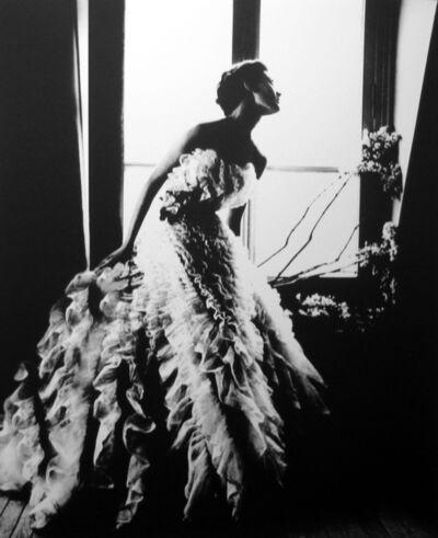 Lillian Bassman, 'Fantasy on the dance floor, Barbara Mullen, Paris', 1949