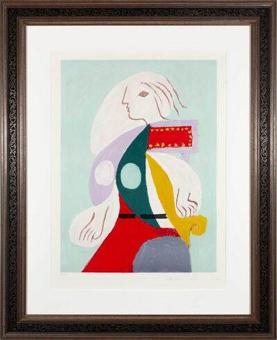 Pablo Picasso, 'Femme a la robe multicolore', 1932; 1979-82