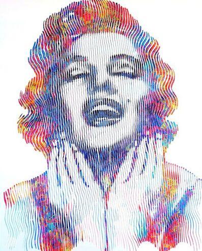 Virginie Schroeder, 'Some Like It Hot Marilyn Monroe', 2019