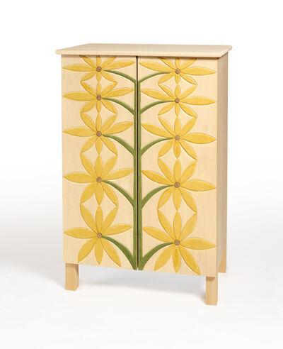 Judy Kensley McKie, 'Flower Cabinet', 2017