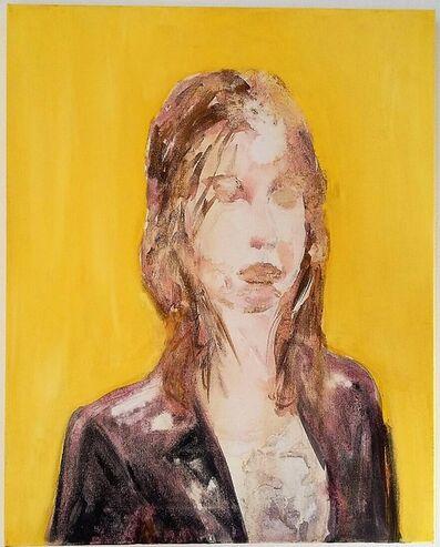 Lilian Eliens, 'Model portrait no.3', 2018