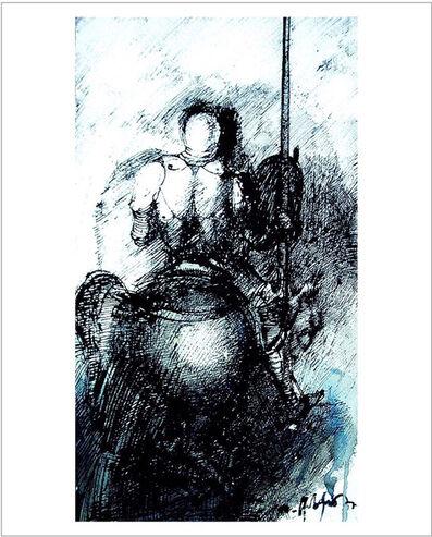 Irakli Parjiani, 'The Knight of King Arthur ', 1991