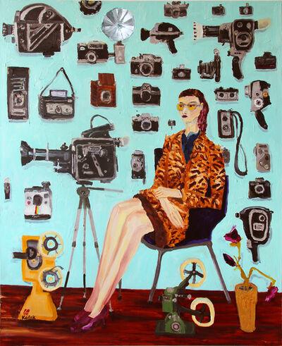 Bradley Wood, 'Cameras', 2018