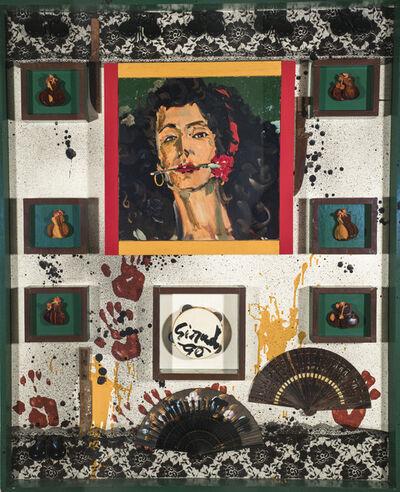 Alberto Gironella, 'Carmen', 1990