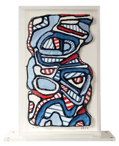 Jean Dubuffet, 'Personnage Mi-Corps ', 1967