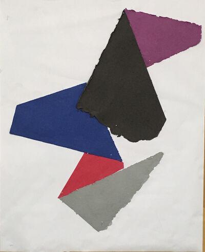 Katja Strunz, 'Beziehungsstruktur I', 2017