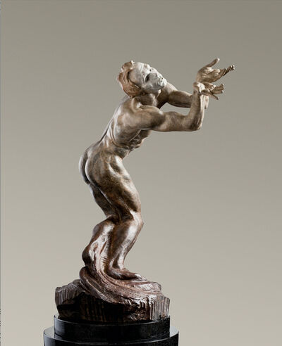 Richard MacDonald, 'Butterfly, Atelier', 2016