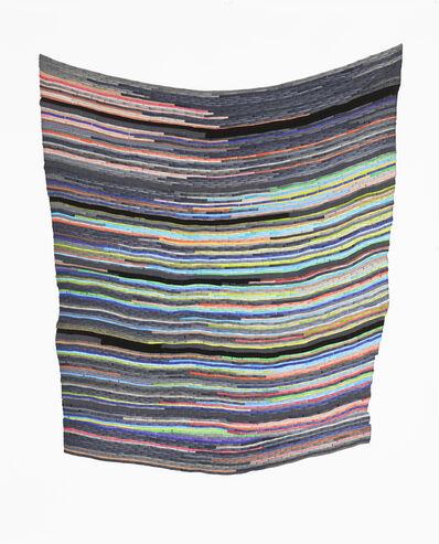 Carly Glovinski, 'Mahalo Rag Rug', 2018