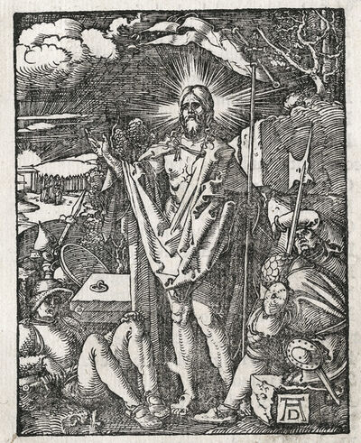 Albrecht Dürer, 'The Resurrection', 1612