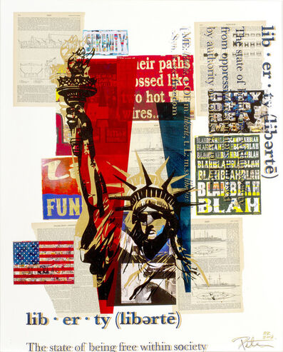 Peter Tunney, 'Liberty', 2013