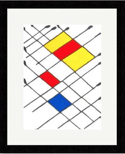 Alexander Calder, 'Abstract', 1966