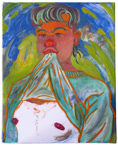 Ricardo Partida, 'Cold Front', 2020