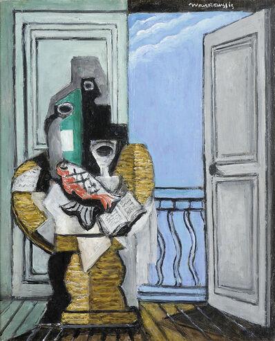 Louis Marcoussis, 'Nature morte à la fenêtre'