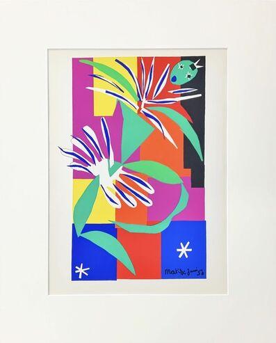 Henri Matisse, 'Danseuse Creole', 1958