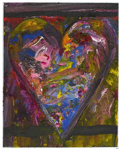 Jim Dine, 'The Florist', 2014