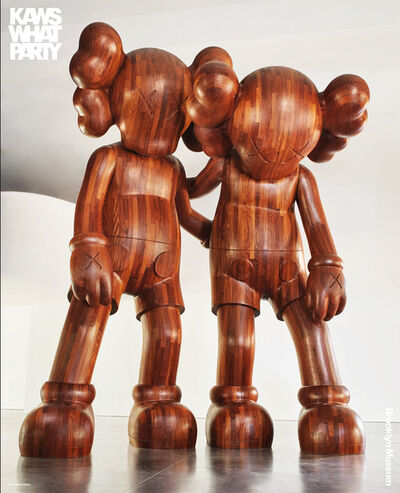 KAWS, ''What Party: Along the Way'', 2021