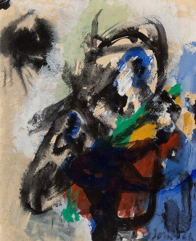 Asger Jorn, 'Depraved Eagle', 1966