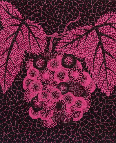 Yayoi Kusama, 'Grapes', 1983