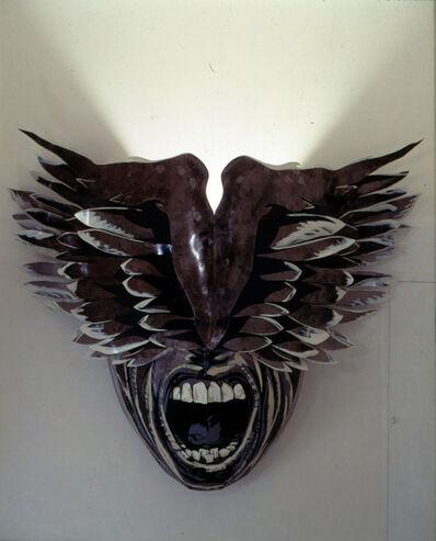 Robert Longo, 'Jerk face', 1985