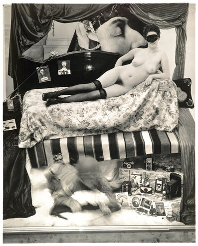 Joel-Peter Witkin, 'Fictional Store Fronts: Camera Store Window', 2004