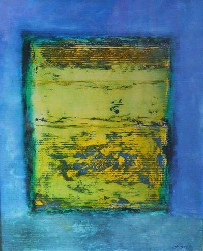 John McCaw, 'Saturated', 2015