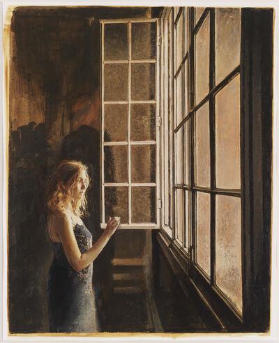 Jan De Maesschalck, 'The blessing of the courtyard', 2016