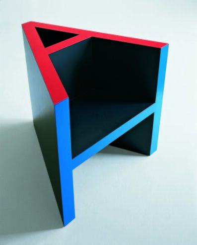 Timm Ulrichs, 'Der Aha-Erlebnis-Stuhl', 1995-1998