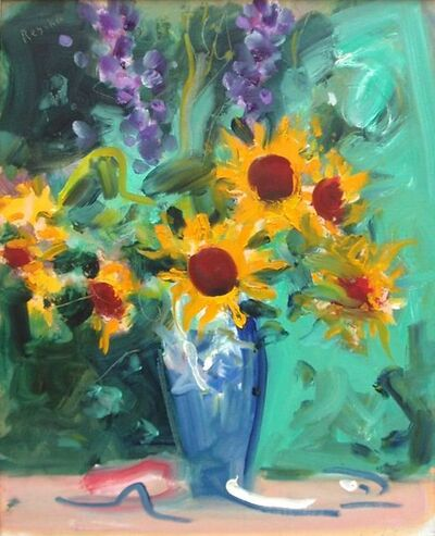 Paul Resika, 'Sunflowers on My 80th Birthday', 2008