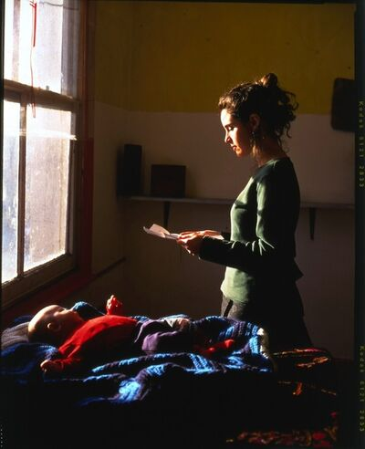 Tom Hunter, 'Woman Reading a Possession Order', 1997
