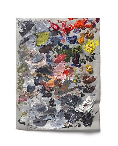 Aura Rosenberg, 'Palette', 2014