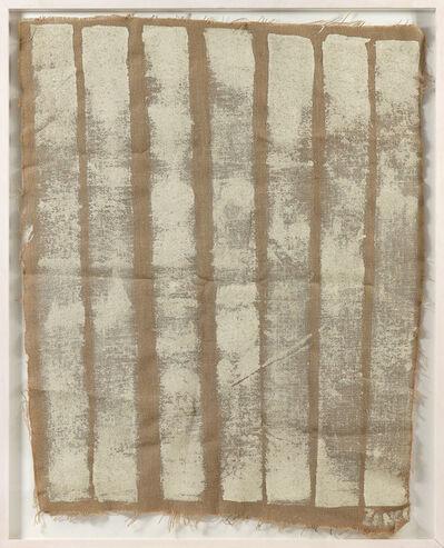 Herbert Zangs, 'Reihung', Post War