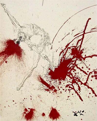 Salvador Dalí, 'The Wine Casks', 1967