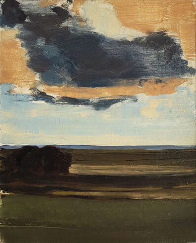 Hannah Mooney, 'Across Ballyglass Landscape', 2018