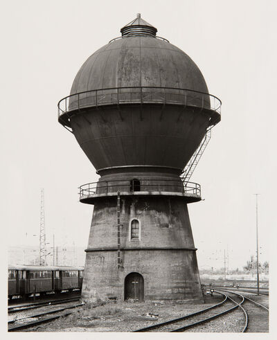 Bernd and Hilla Becher, 'Trier-Ehrang, from Wassertürme', 1982/2009