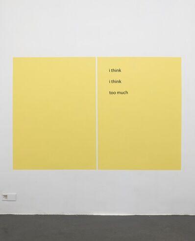 Rafaël Rozendaal, 'RR Haiku 237', 2015